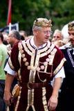 De koning Royalty-vrije Stock Afbeelding