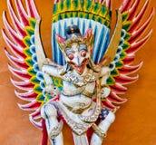 De koning van Garuda Stock Afbeeldingen