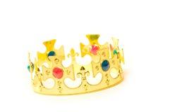 De koningen bekronen Stock Foto