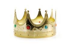 De koningen bekronen Stock Fotografie