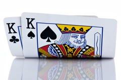 De Koningen van de zak Royalty-vrije Stock Afbeelding
