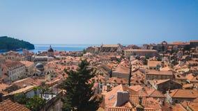 De Koningen van Dubrovnikkroatië het Landen Stock Foto's