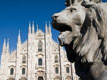 De koningen van Milaan Royalty-vrije Stock Afbeelding