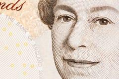 De koningin Royalty-vrije Stock Foto
