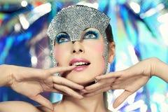 De Koningin van de disco Royalty-vrije Stock Afbeeldingen