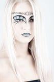 De koningin van de sneeuw. Stock Afbeeldingen