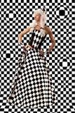 De Koningin van het schaak Royalty-vrije Stock Fotografie
