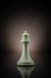 De Koningin van het schaak Stock Afbeelding