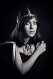 De koningin van Lich Stock Foto's