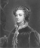 De Koningin van Mary I van Schotland Royalty-vrije Stock Fotografie