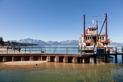De Koningin van Tahoe royalty-vrije stock foto's