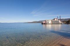 De Koningin van Tahoe stock foto's
