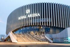 De Koninklijke Arena van Kopenhagen Stock Afbeelding