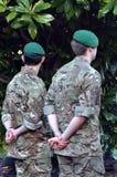 de Koninklijke Artillerie van het 29ste Commandoregiment royalty-vrije stock fotografie