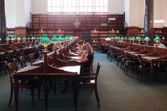 De Koninklijke Bibliotheek Det Kongelige Bibliotek royalty-vrije stock afbeeldingen