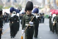 De koninklijke Ceremonie van de Crematie Stock Foto