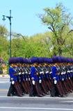 De koninklijke Ceremonie van de Crematie, BANGKOK, THAILAND Stock Foto's