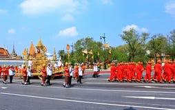 De koninklijke Ceremonie van de Crematie, BANGKOK, THAILAND Royalty-vrije Stock Afbeeldingen