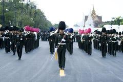 De koninklijke Ceremonie van de Crematie van Prins Bejaratana Stock Afbeeldingen