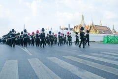 De koninklijke Ceremonie van de Crematie van Prins Bejaratana Royalty-vrije Stock Fotografie