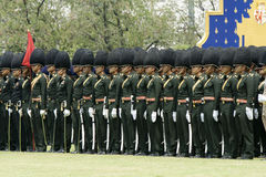 De koninklijke Ceremonie van de Crematie van Prins Bejaratana Stock Foto's