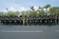 De koninklijke Crematieceremonie van Prins Bejaratana Rajasuda Sirisobhabannavadi Stock Afbeeldingen