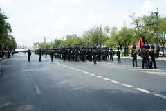 De koninklijke Crematieceremonie van Prins Bejaratana Rajasuda Sirisobhabannavadi Stock Foto's