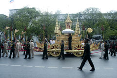 De koninklijke Crematieceremonie van Prins Bejaratana Rajasuda Sirisobhabannavadi Royalty-vrije Stock Fotografie