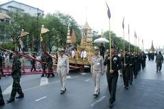 De koninklijke Crematieceremonie van Prins Bejaratana Rajasuda Sirisobhabannavadi Stock Afbeelding