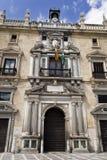 De Koninklijke Kanselarij van Granada Royalty-vrije Stock Fotografie