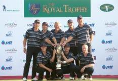 De koninklijke trofee 2010 Stock Afbeeldingen