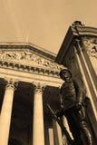 De koninklijke Uitwisseling in Bank, Londen Royalty-vrije Stock Afbeeldingen