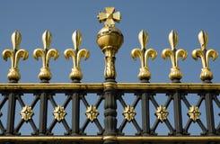 De Koninklijke woonplaats van Buckingham Stock Foto's