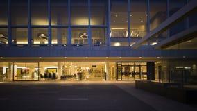 De koninklijke Zaal van het Festival, Londen in Dawn Stock Foto