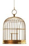 De Kooi van de vogel Stock Afbeelding