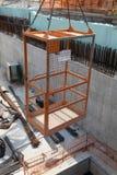 De kooi van het ijzer Stock Afbeelding