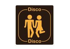 De Koorts van de disco Royalty-vrije Stock Foto