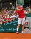 De Kop 2012 van het Team van de Wereld van het Paard van de Macht van het tennis Royalty-vrije Stock Foto's