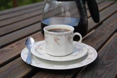 De Kop van Coffe Royalty-vrije Stock Fotografie
