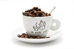 De kop van de espresso Royalty-vrije Stock Foto