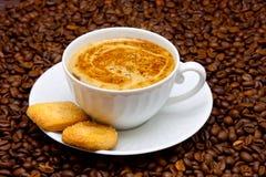 De kop van de koffie Royalty-vrije Stock Afbeeldingen