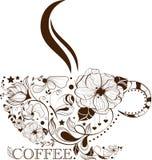 De kop van de koffie Royalty-vrije Stock Foto's
