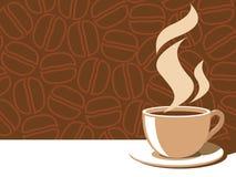 De kop van de koffie Stock Foto