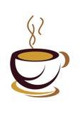 De Kop van de koffie royalty-vrije illustratie