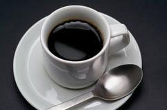 De kop van de koffie - kop van koffie Royalty-vrije Stock Afbeeldingen