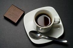 De kop van de koffie - kop van koffie en Stock Afbeelding