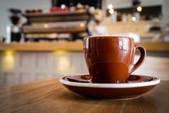 De Kop van de Koffie van de espresso Royalty-vrije Stock Fotografie