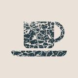 De Kop van de koffie of van de Thee Vector illustratie vector illustratie