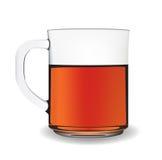 De kop van de thee. Vector Illustratie