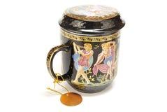 De kop van de thee Stock Afbeelding